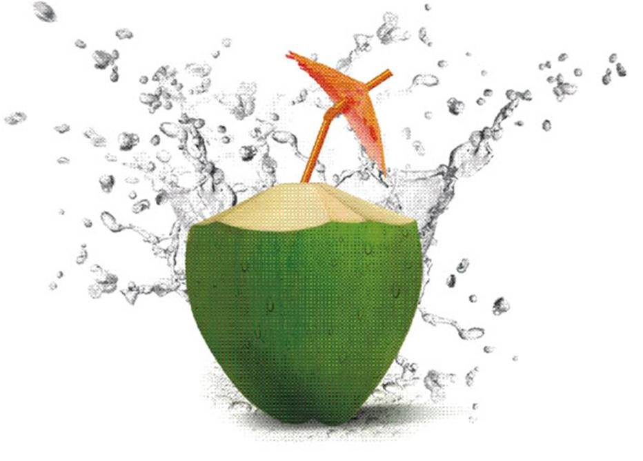 how to get coconut water